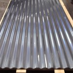 stainless steel marine corrugated custom orb profile