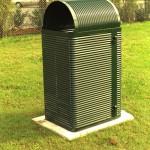 Wheelie Bin Enclosure WBE1