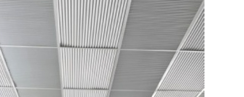 Ceilings 171 Ripple Iron