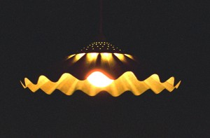 hand made light shade