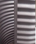 Finishing / Safety edge for mini orb and small corrugated iron sheet