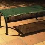 bench seat durable finish and construction